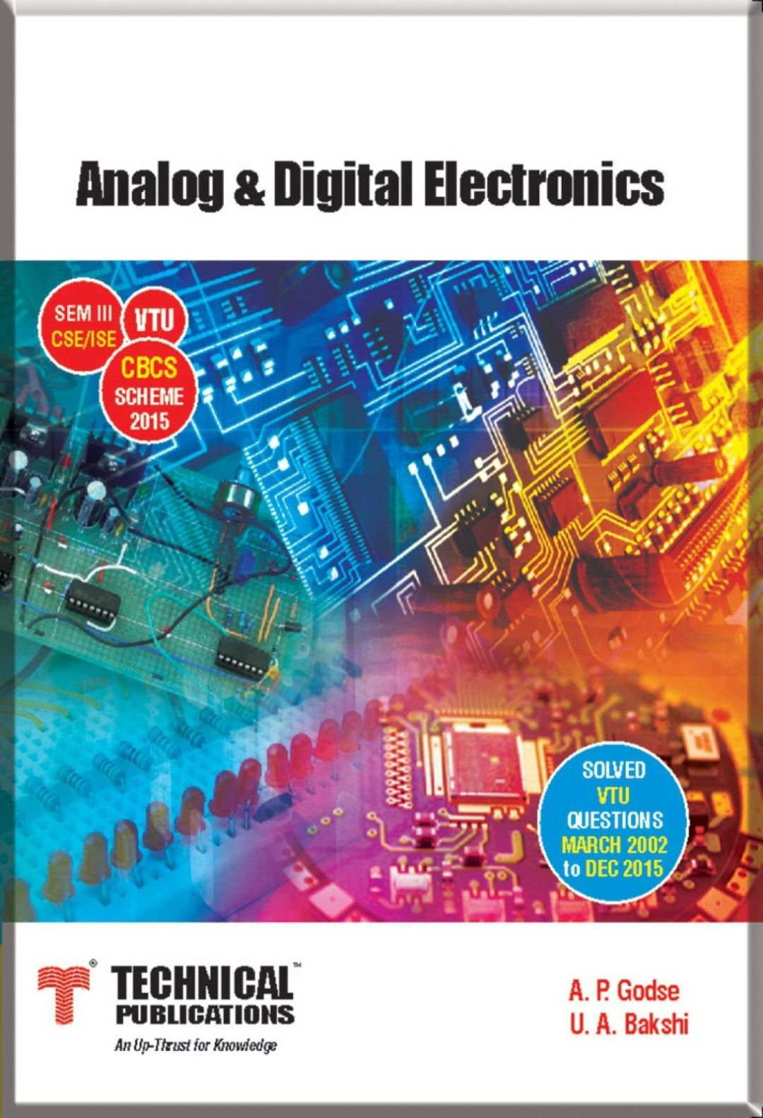 Pdf Analog Digital Electronics By U A Bakshi A P Godse Book Free Download Proeducator